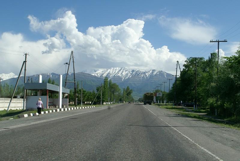 Если ехать дальше, дело кончится то ли Таджикистаном, то ли Китаем