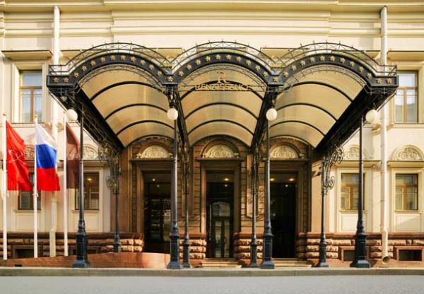 гостиница renaissanse