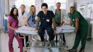 лучший сериал клиника