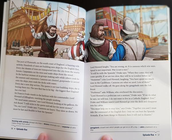 книги про пиратов на английском