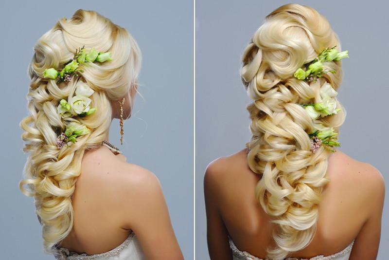 парикмахер свадебные прически минск