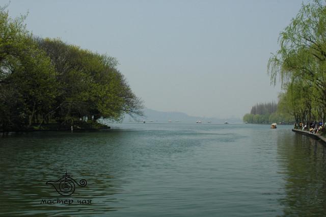 озеро Сиху, Чжецзян, Китай, путешествие с Мастером Ч