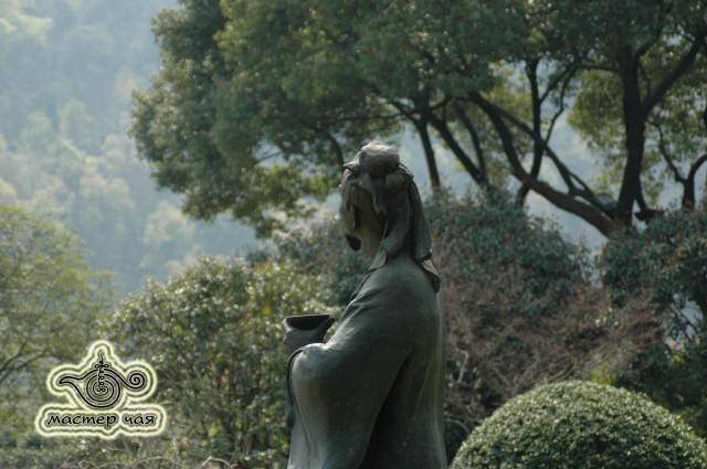 Лу Юй, великий основатель Чайного канона
