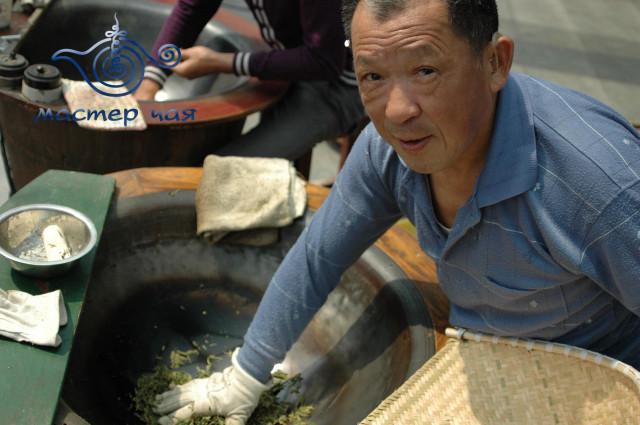 мастер Янь, официальный титул Национальное сокровище Китая, мастер Чая
