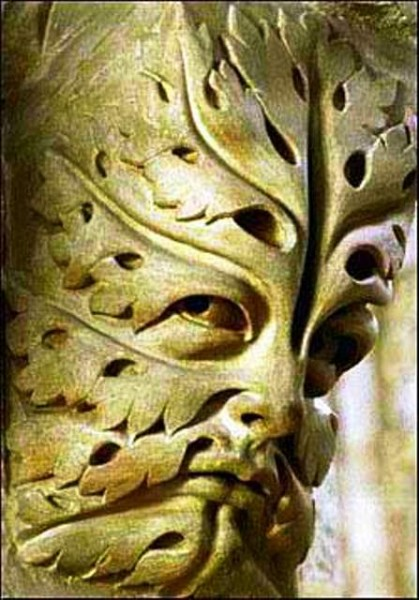 Green Man of Bamberg