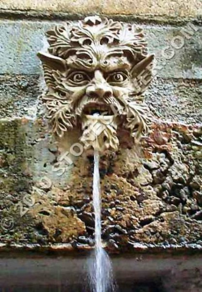 wallfountain