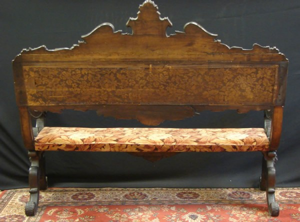HAND CARVED 5 FOOT BENCH_8