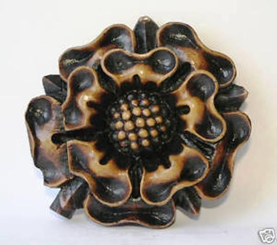 4_Tudor Rose Medieval Carving Wall