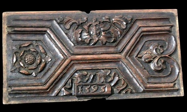 Carved Panel.