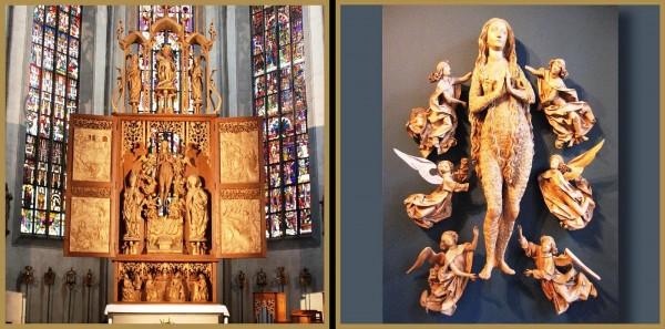 634 6 Tilman Riemenschneider-Altar Magdalena