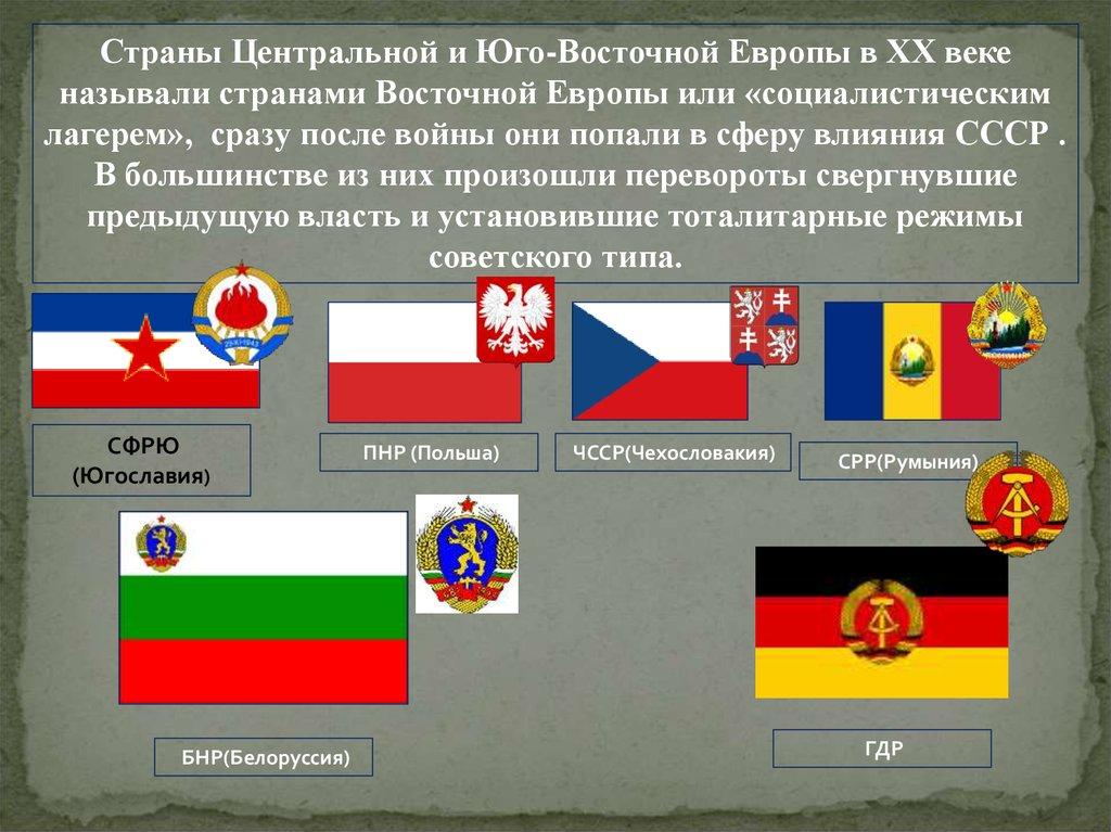Национально-государственное устройство