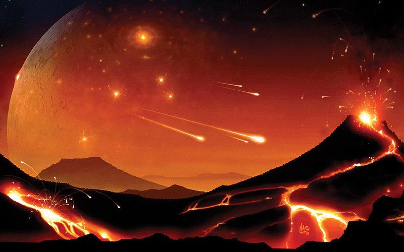 Могут ли микроорганизмы прилететь к нам на метеоритах