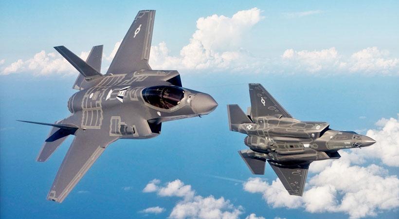Почему пилоты F-35 не боятся русских ПВО