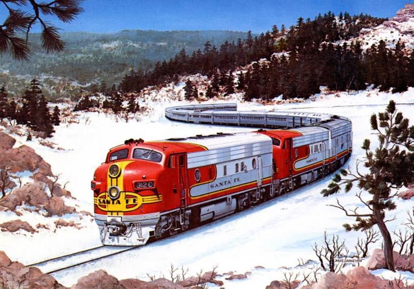 Как в США сознательно «убили» пассажирские железные дороги