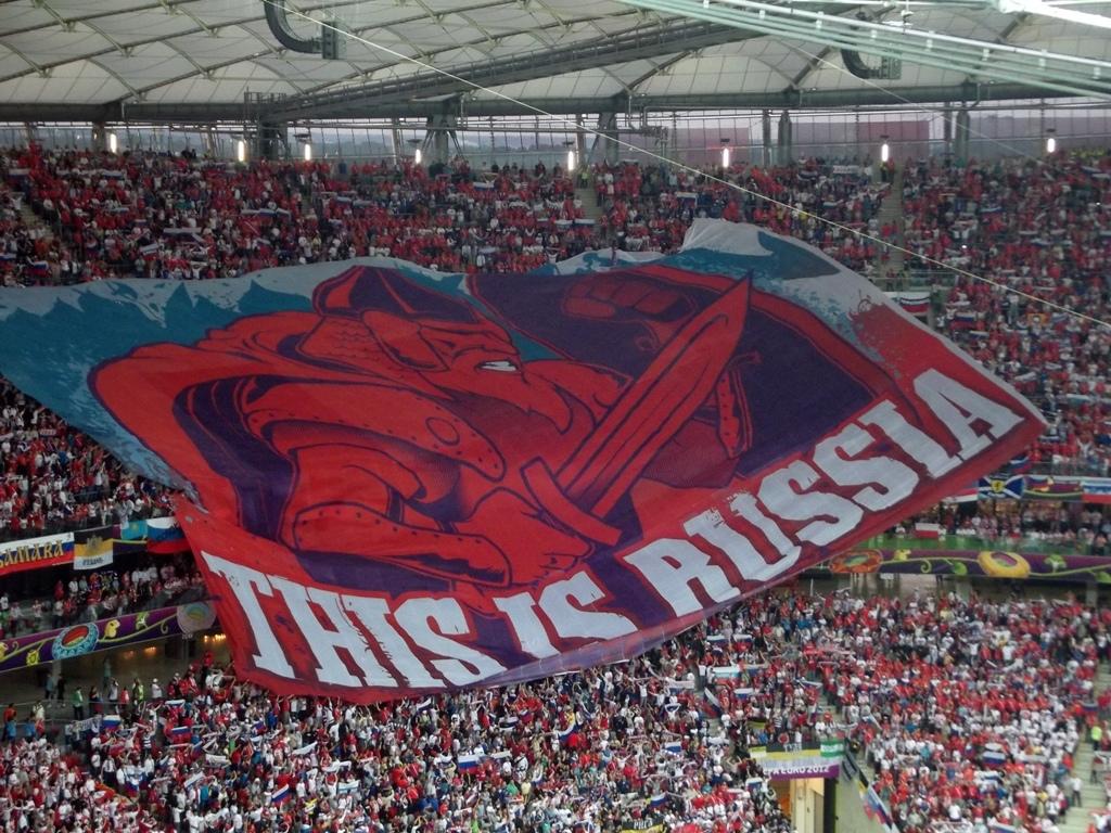 Хорошие новости про сборную России