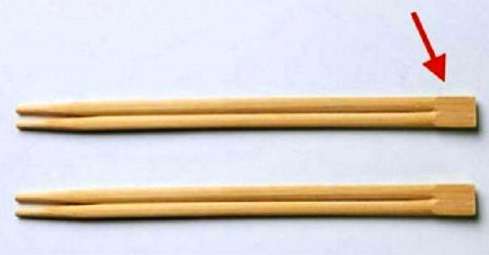 Разоблачаем? Зачем китайские палочки ТАК скреплены?