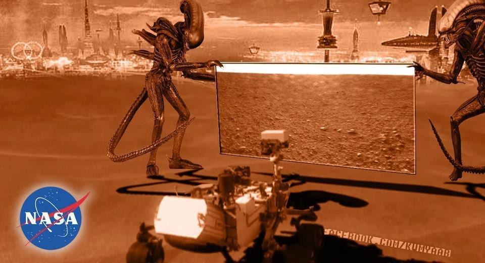 На Марсе жизни нет
