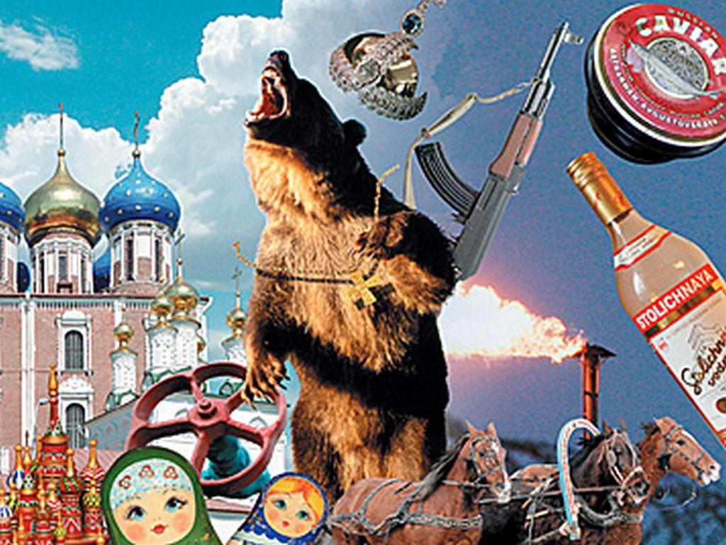 Стереотипы о России