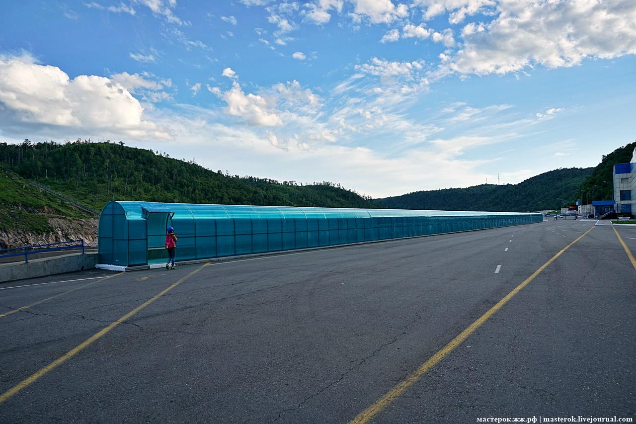 Заем нужен этот туннель на ГЭС?