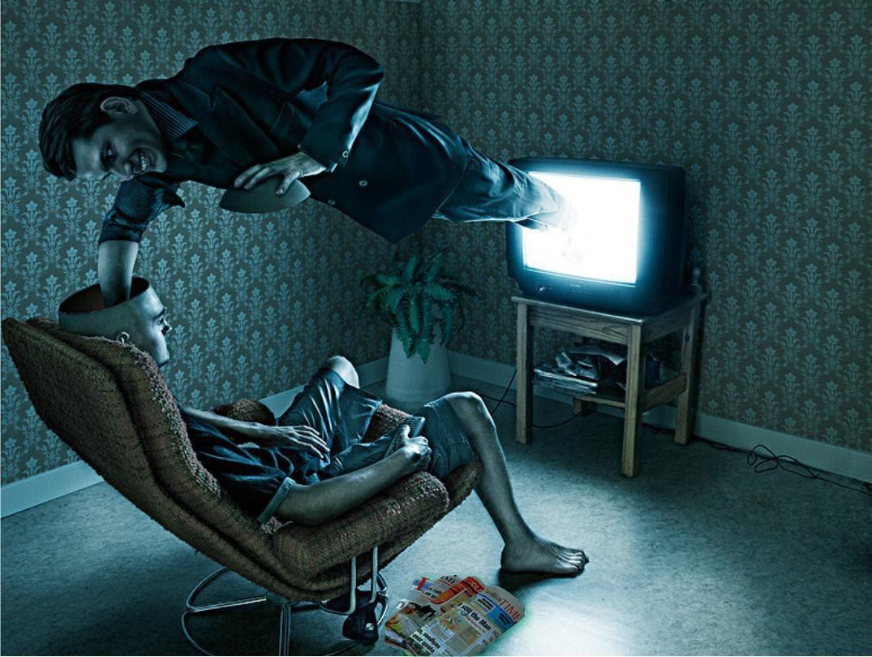 Телевидение сейчас - главный источник информации