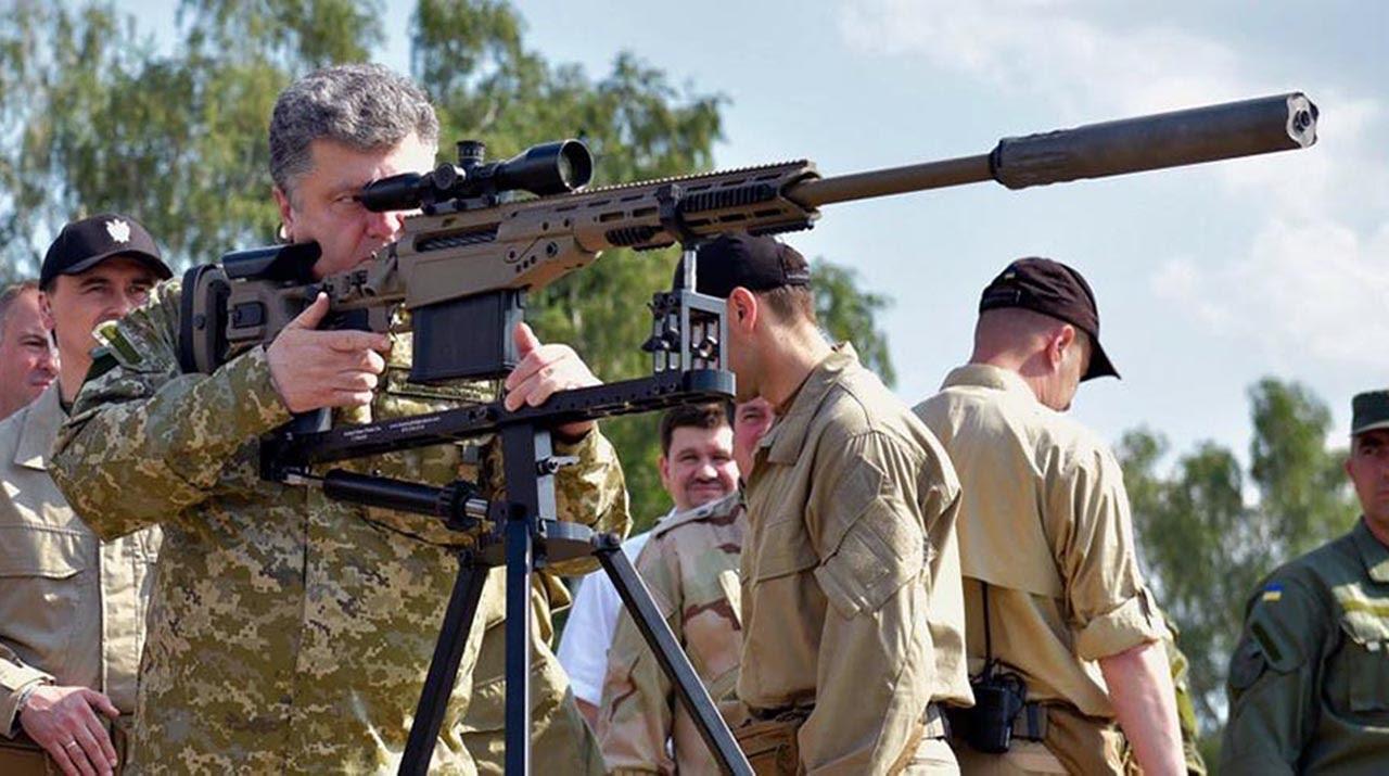 США начали поставки летального оружия на Украину