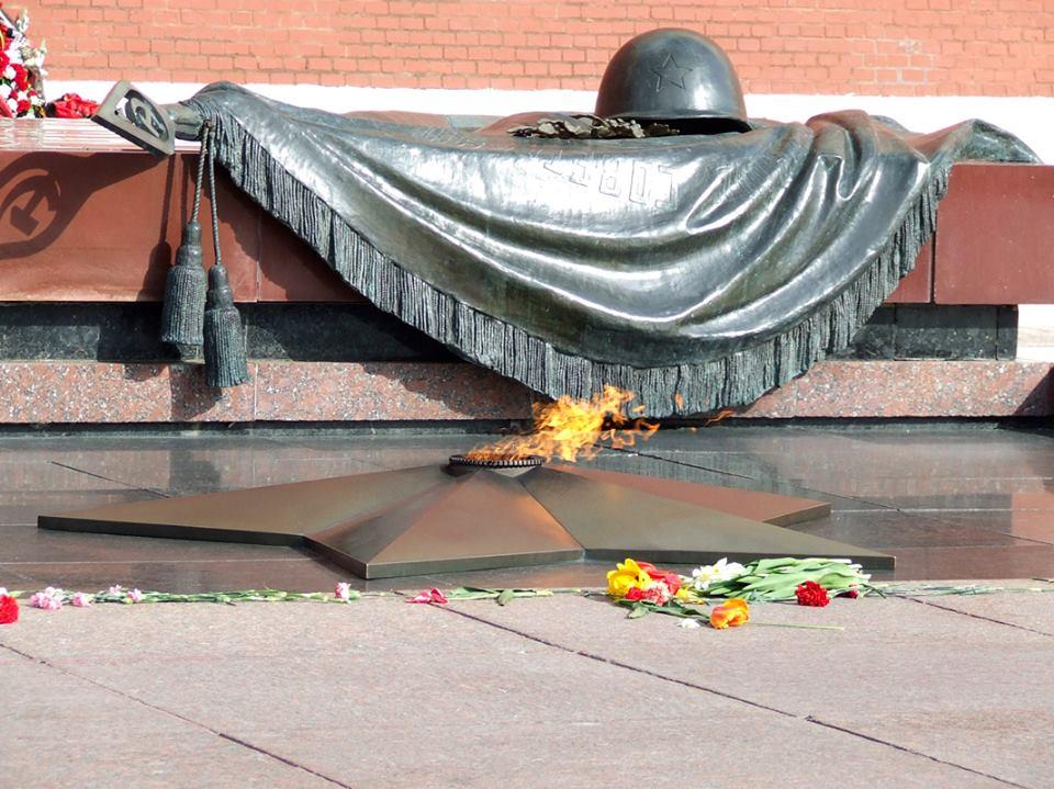 Подлинная история создания мемориала Могилы Hеизвестного Солдата
