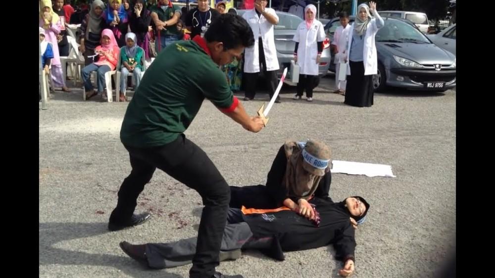 Как врут исламские cоциальные медиа о событиях в Мьянме