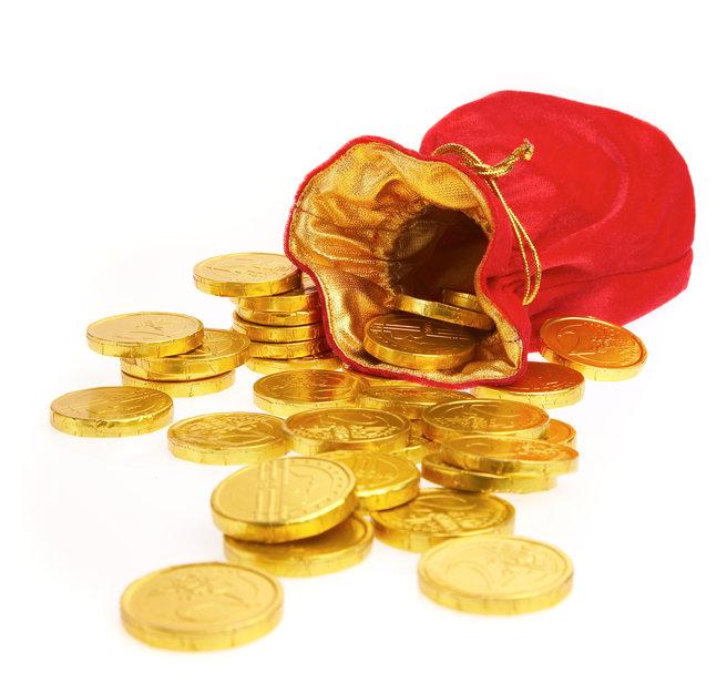 Задачка про мешочки с золотом