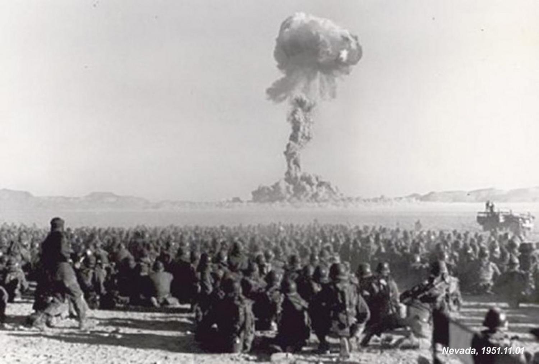 Как ядерные бомбы испытывали на людях