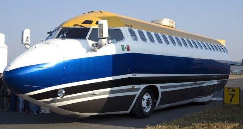 Лимузин из «Боинга» Авто