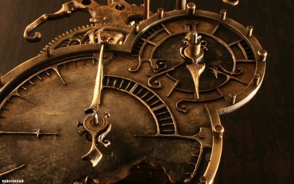 Самые необычные часы современности