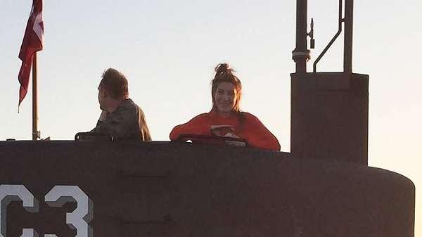 Найдено видео с пытками на подлодке