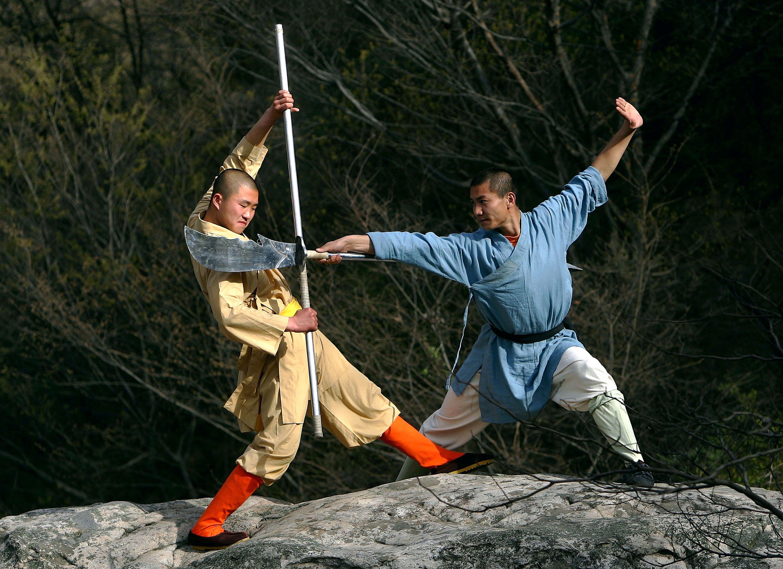 Шаолиньские монахи: бойцы или миф?