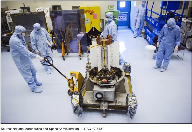 Проектам NASA необходим российский плутоний