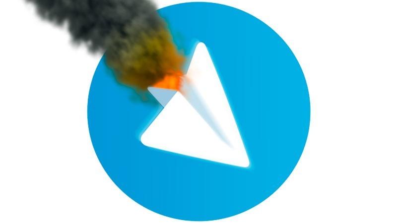 Telegram заблокируют через 10 дней