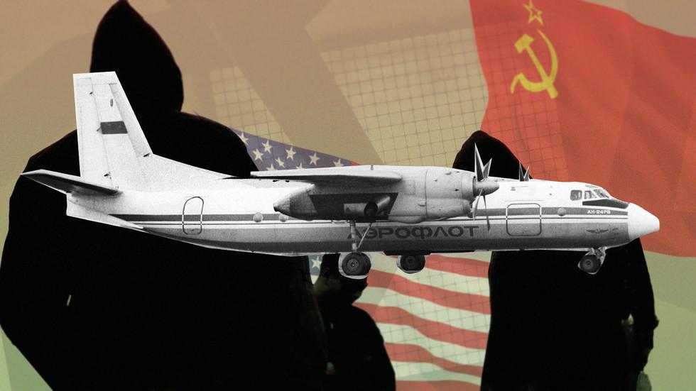 Как СССР и США делили семью угонщиков пассажирского самолёта