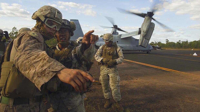 О гибели американских спецназовцев в Нигере