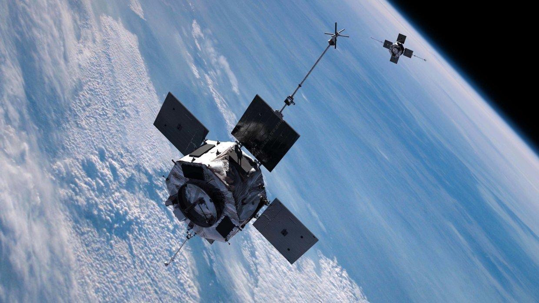 Россия испытала военный спутник-убийцу