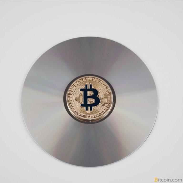 Новый альбом певицы Бьорк можно купить только за криптовалюту