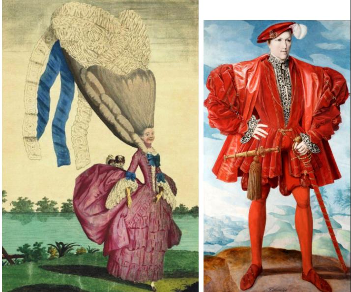 Поразительные факты из истории моды