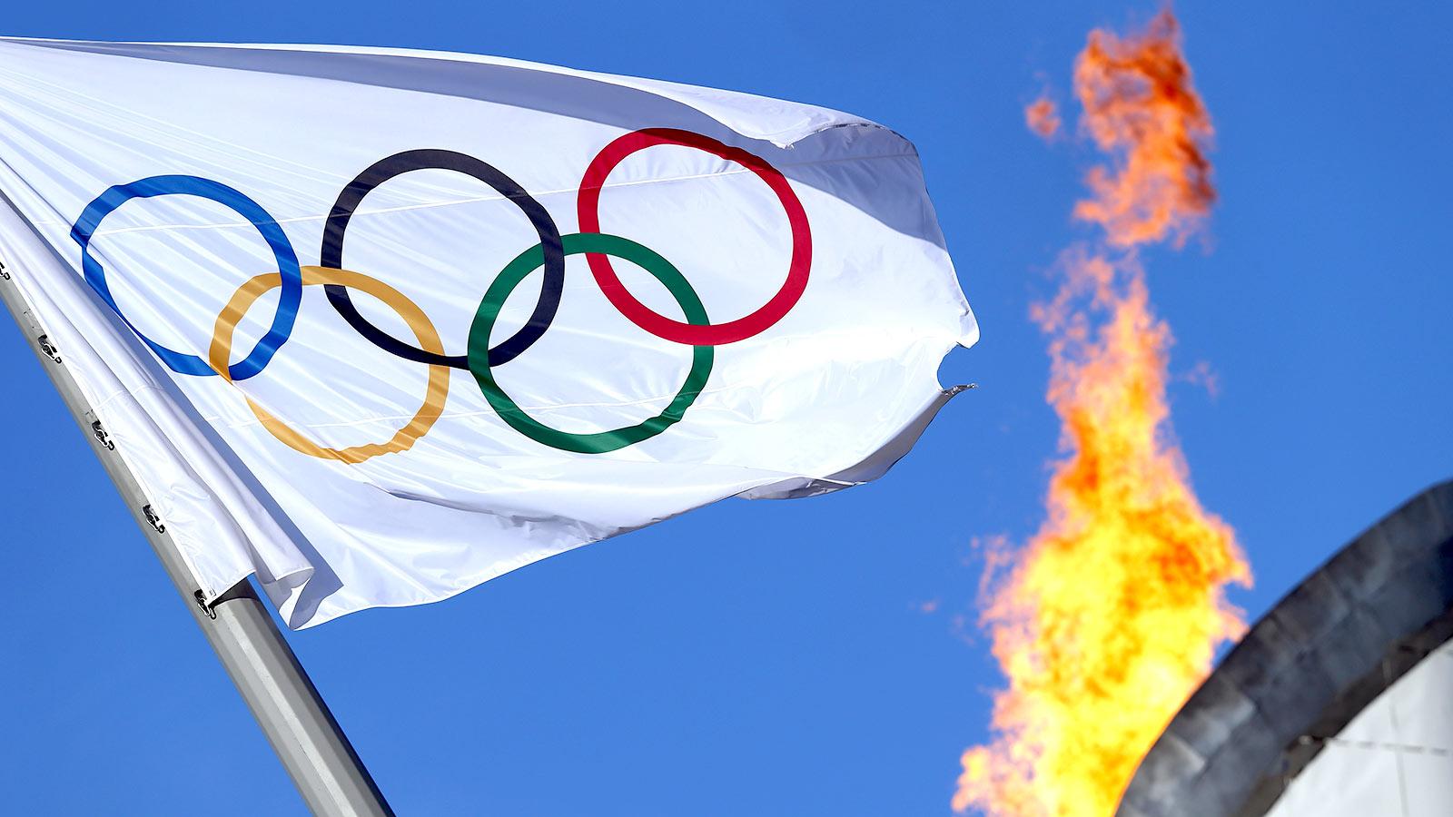 Хорошо, что Россию не пустили на Олимпиаду