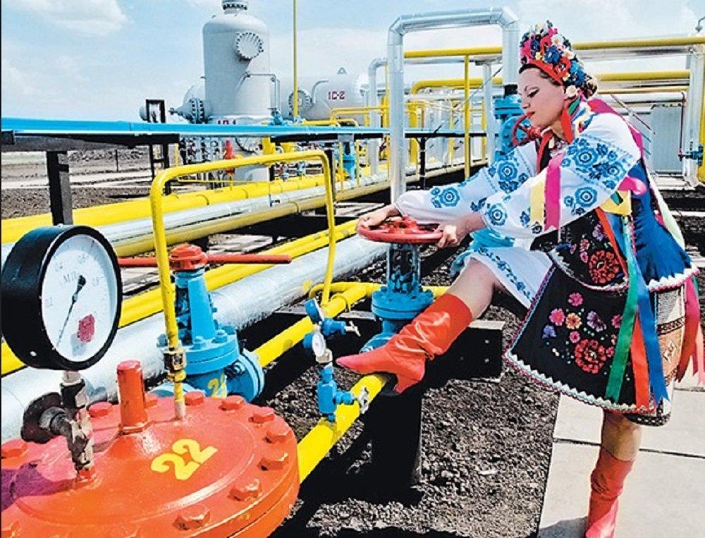 На Украину прибыл газ из США