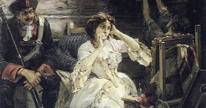 Почему Петр I казнил любовницу Гамильтон?