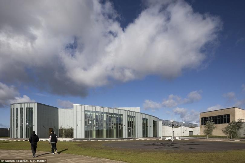 Самая гуманная и комфортная тюрьма в мире Дания