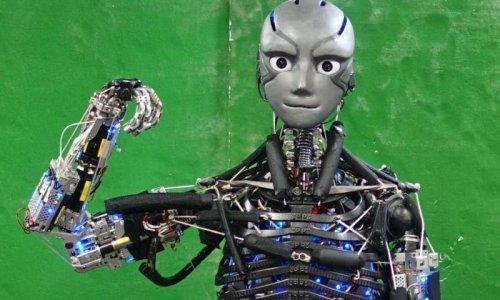 Самый сложный гуманоидный робот