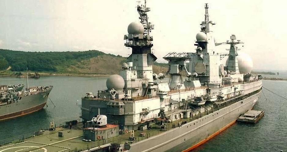 Атомные корабли