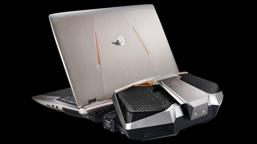 Самые необычные ноутбуки