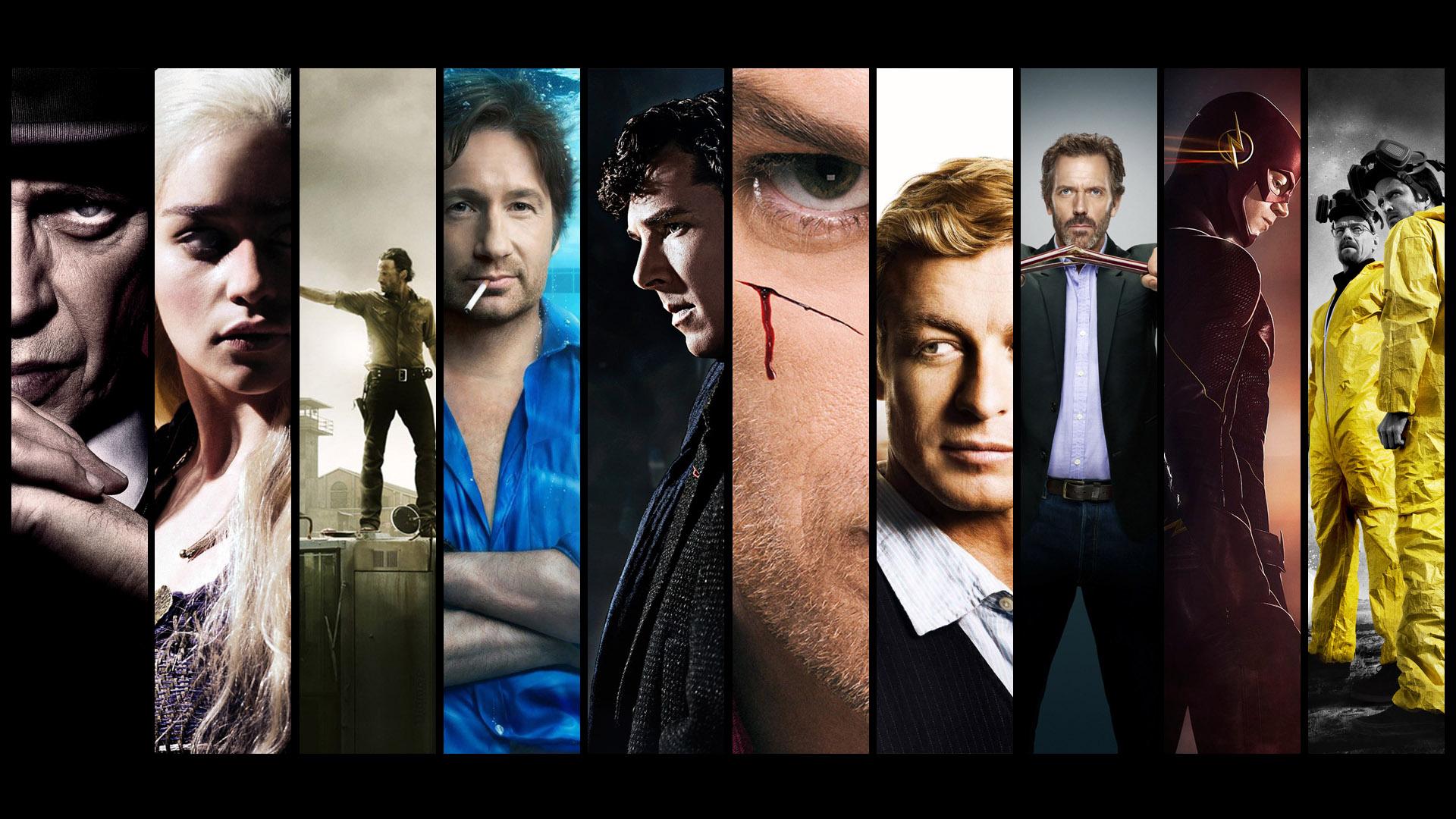 Расскажу еще про пять сериалов