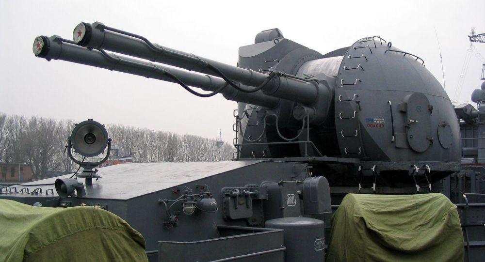 Лучший образец современного артиллерийского вооружения