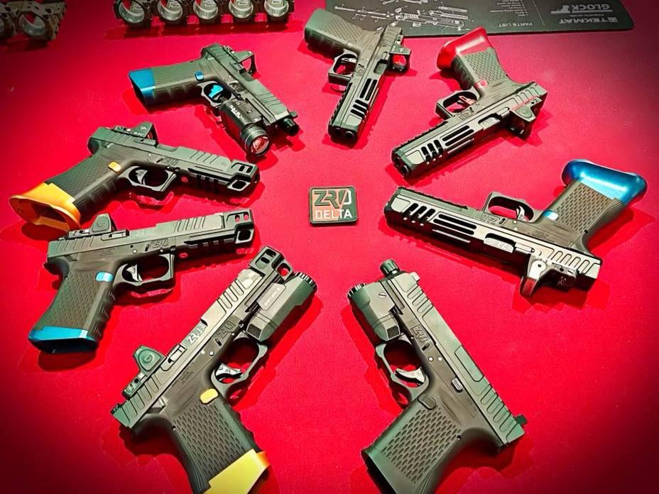 Самый модульный пистолет в мире»